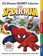 Spider-Man Ultimate Factivity Collection - Dorling Kindersley