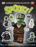 LEGO Spooky! Ultimate Sticker Collection : More Than 1000 Reusable Full-Colour Stickers - Dorling Kindersley