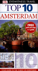 Amsterdam : DK Eyewitness Top 10 Travel Guide   - Dorling Kindersley