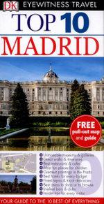 DK Eyewitness Top 10 Travel Guide : Madrid - Christopher Rice