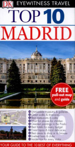 Madrid : DK Eyewitness Top 10 Travel Guide - Dorling Kindersley