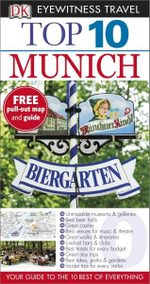 DK Eyewitness Top 10 Travel Guide : Munich - Dorling Kindersley
