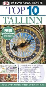 Tallinn : DK Eyewitness Top 10 Travel Guide  - Dorling Kindersley