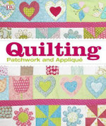 The Quilting Book - Dorling Kindersley