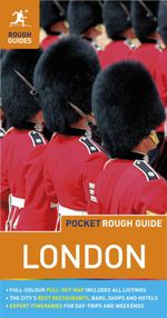 Pocket Rough Guide London - Rough Guides