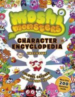 Moshi Monsters Character Encyclopedia - Claire Sipi