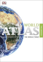 Essential World Atlas - Dorling Kindersley