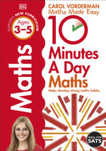10 Minutes a Day Maths Ages 3-5 - Carol Vorderman