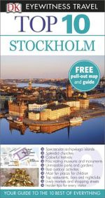 Stockholm : DK Eyewitness Top 10 Travel Guide   - Dorling Kindersley