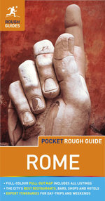 Rome : Pocket Rough Guide  - Rough Guides