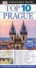 DK Eyewitness Top 10 Travel Guide : Prague - Theodore Schwinke