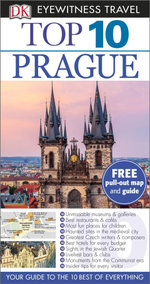 Prague : DK Eyewitness Top 10 Travel Guide - Dorling Kindersley