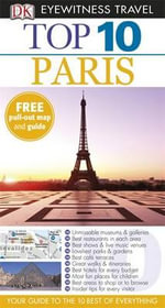 DK Eyewitness Top 10 Travel Guide : Paris - Mike Gerrard
