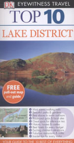 DK Eyewitness Travel Guide : Top 10 Lake District - Dorling Kindersley