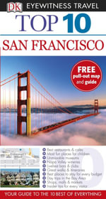 DK Eyewitness Top 10 Travel Guide : San Francisco - Dorling Kindersley
