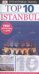 DK Eyewitness Top 10 Travel Guide : Istanbul - Dorling Kindersley
