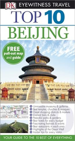Beijing  : DK Eyewitness Top 10 Travel Guide - Andrew Humphreys