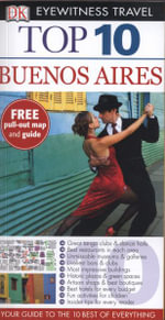 DK Eyewitness Top 10 Travel Guide : Buenos Aires - Declan McGarvey