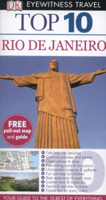 DK Eyewitness Top 10 Travel Guide : Rio de Janeiro - Dorling Kindersley