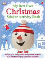 My Best Ever Christmas Activity Book - Jane Bull
