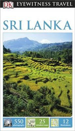 DK Eyewitness Travel Guide : Sri Lanka - Dorling Kindersley