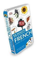 15-Minute French - Dorling Kindersley