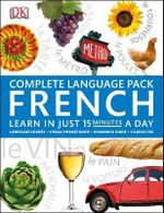 Complete Language Pack French - Dorling Kindersley