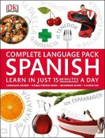 Complete Language Pack Spanish : Spanish - Dorling Kindersley