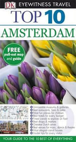 DK Eyewitness Top 10 Travel Guide : Amsterdam - Fiona Duncan
