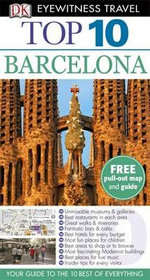DK Eyewitness Top 10 Travel Guide : Barcelona - Annelise Sorensen