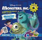 Monsters Inc. : An Augmented Reality Book - Disney