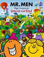 Mr. Men and Little Miss : Mr. Men: Search and Find Activity Book - Roger Hargreaves