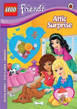LEGO? Friends : Attic Surprise : Activity Book with Mini-Set - Ladybird