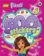 LEGO Friends : 500 Stickers - Ladybird