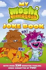 My Moshi Monsters Joke Book - Sunbird