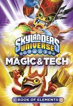 Skylanders Book of Elements : Magic and Tech - Sunbird