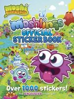 Moshi Monsters Official Moshlings Sticker Book - Sunbird