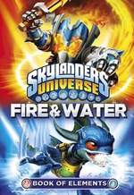 Skylanders Book of Elements : Fire and Water - Sunbird