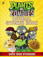Plants vs. Zombies Official Sticker Book - Sunbird