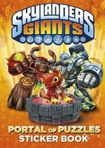 Skylanders Giants : Portal of Puzzles : Sticker Activity Book - Sunbird