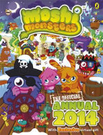 Moshi Monsters Official Annual 2014 - Sunbird