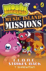 Moshi Monsters : Music Island Missions : C.L.O.N.C Strikes Back - Sunbird