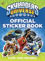 Skylanders Universe : Official Sticker Book - Sunbird