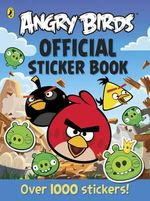 Angry Birds : Official Sticker Book - Sunbird