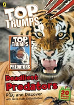 Top Trumps : Deadliest Predators