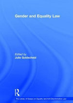 Gender and Equality Law : A Private Law Response