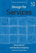 Design for Services - Anna, Dr Meroni
