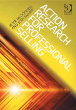 Action Research for Professional Selling - Peter McDonnell