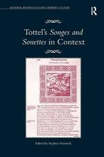 Tottel's Songes and Sonettes in Context : Paradise Lost