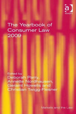 The Yearbook of Consumer Law 2009